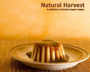 Obálka knihy receptů založených na semenu