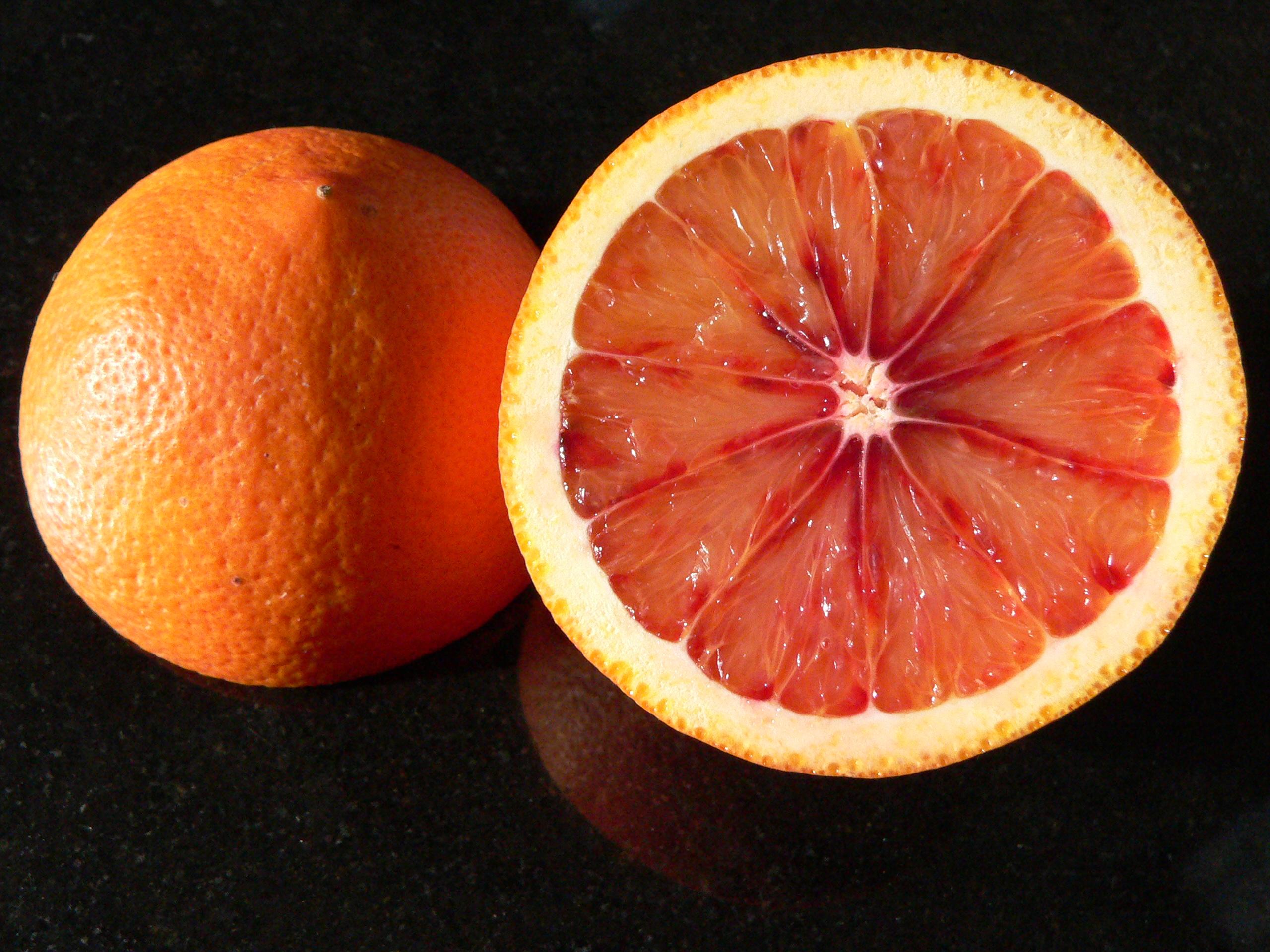 Pomenstruovaný pomeranč